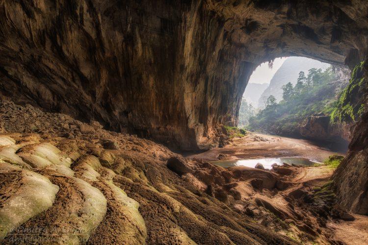 Самая большая пещера планеты. Шондонг. Вьетнам