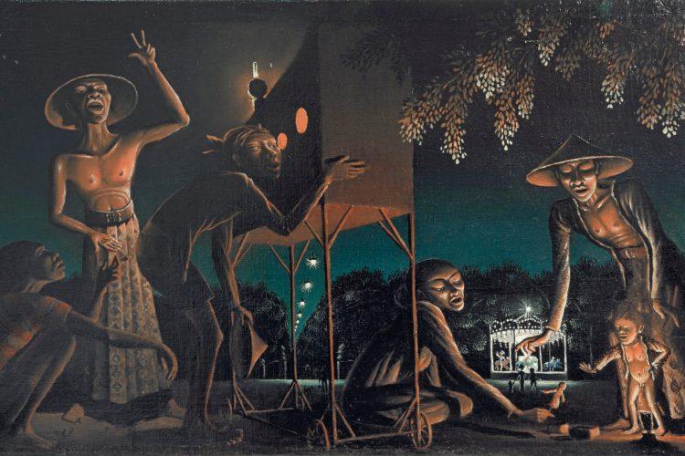 Вальтер Шпис. Основоположник Балийского искусства
